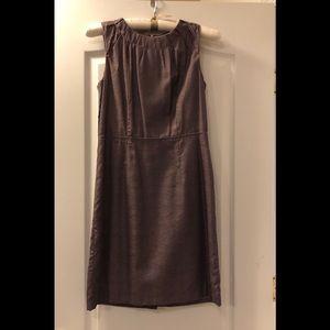 Elegant yet simple sleeveless dress